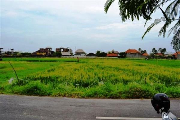 Tanah Dijual Dekat Echo Beach di Canggu Bali – TJCG033