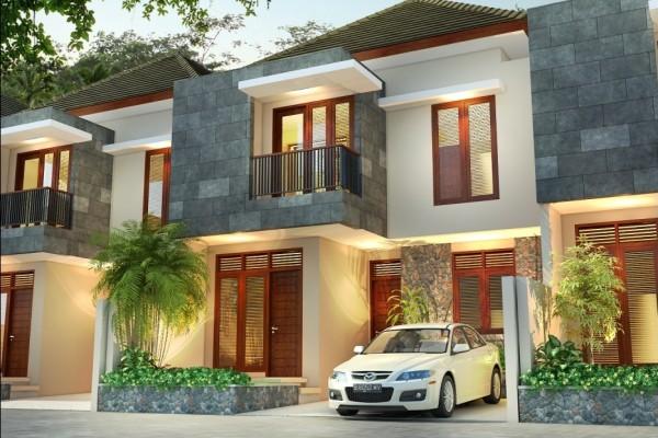 Jual rumah di Denpasar Utara, modern minimalis – R1068