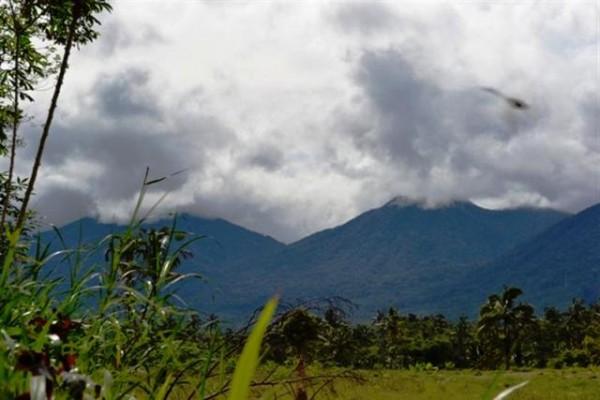 Tanah di Bedugul, pinggir jalan view gunung – TJBE021