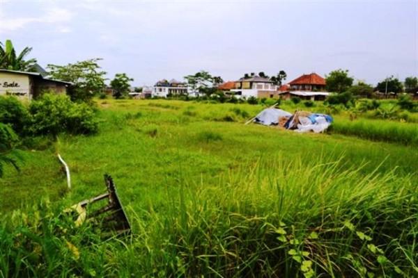 Tanah Dijual di Canggu Brawa, 20 are dekat hotel Sentosa – TJCG032