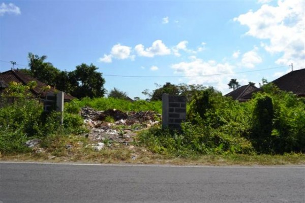 Dijual Tanah di canggu lokasi pinggir jalan – TJCG049