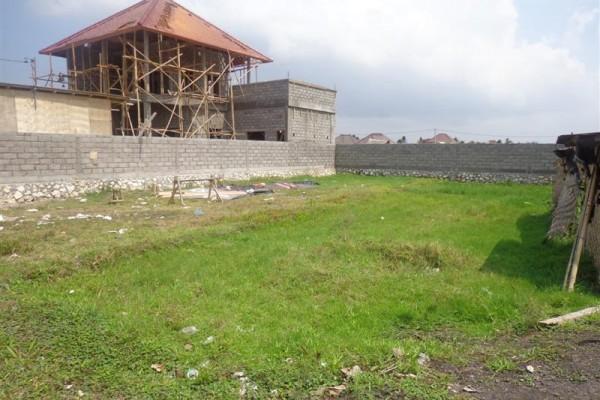 Dijual tanah lokasi Canggu Kuta, Bali – TJCG062
