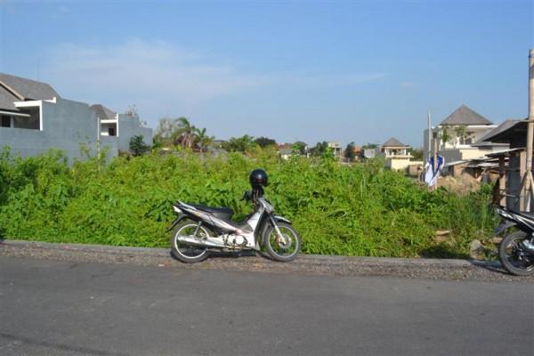Dijual tanah di Canggu dekat pantai brawa – TJCG068