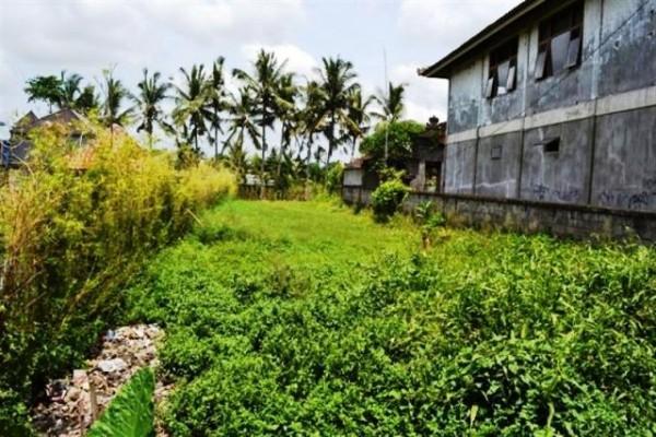 Disewakan tanah di Central Ubud – TSUB005