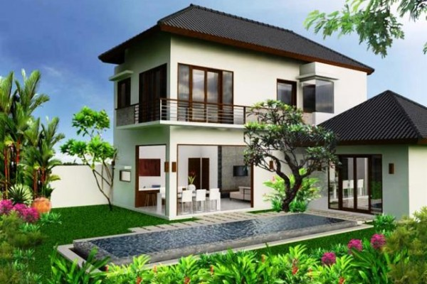 Dijual Villa Di Canggu dekat Pantai – VJ1006