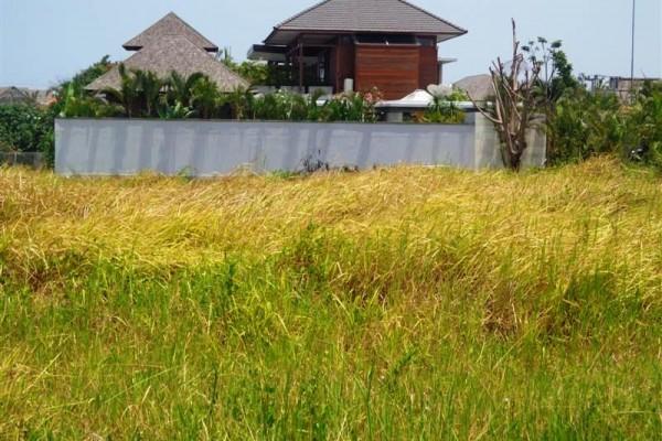 Tanah Dijual di dekat pantai Canggu – TJCG058