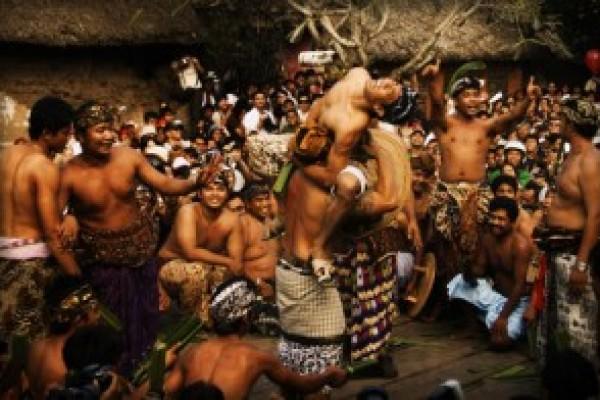 Tenganan Desa Adat Bali