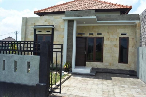 Dijual rumah di gianyar murah dengan desain minimalis – R1097