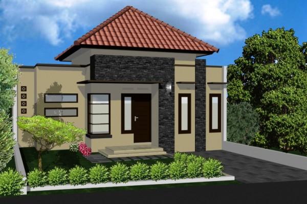 Dijual Rumah Baru di Denpasar Dengan Desain Minimalis – R1099