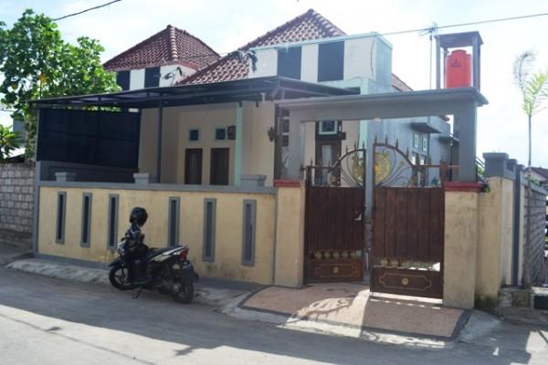 Rumahd dijual di Denpasar, strategis pusat kota R1108