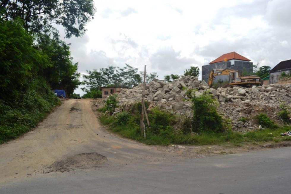 Dijual tanah murah di Kota Gianyar Bali – T1051