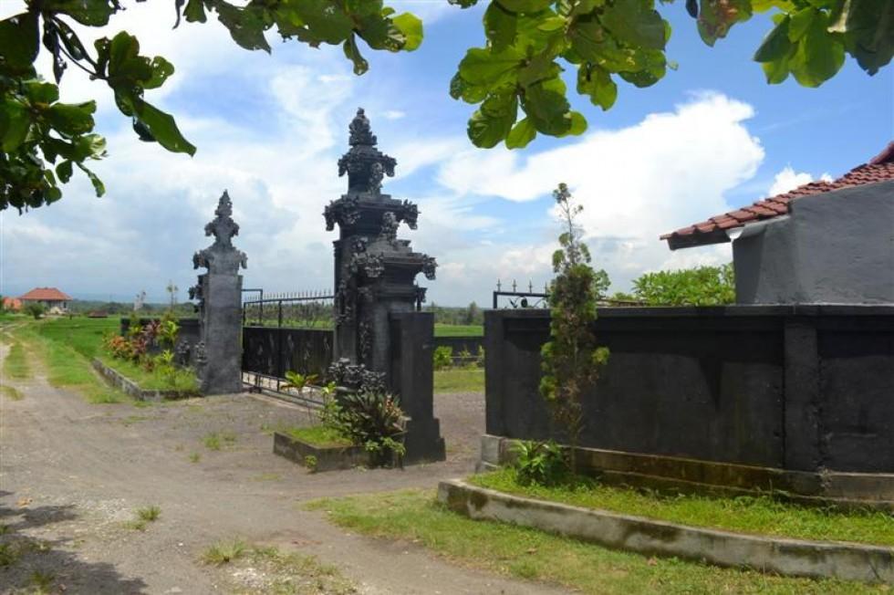 Tanah dijual di Tabanan Bali view cantik cocok untuk villa – TJTB026