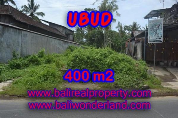 Tanah di Ubud dijual 4 Are View Alami di Ubud Tegalalang