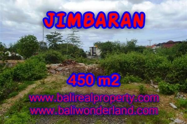 Jual tanah 450 m2 di Bali Lingkungan Elite di Jimbaran Ungasan