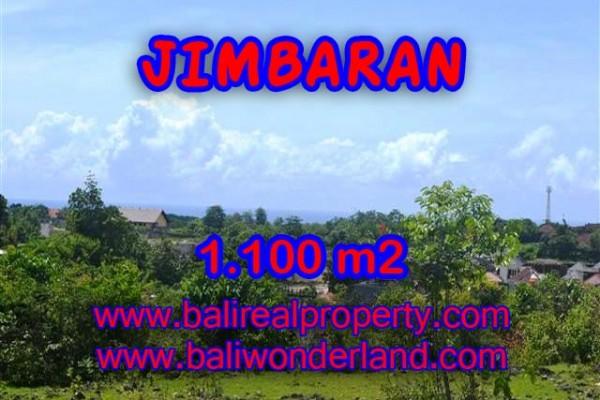 TANAH DI JIMBARAN DIJUAL TJJI067-X – INVESTASI PROPERTY DI BALI