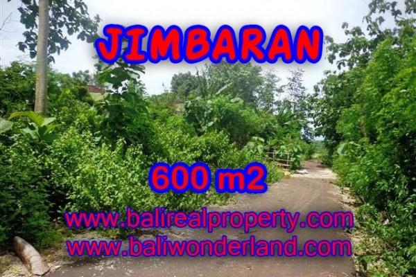 DIJUAL TANAH MURAH DI JIMBARAN TJJI068-X – PELUANG INVESTASI PROPERTY DI BALI