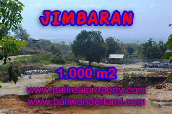 DIJUAL TANAH DI JIMBARAN MURAH TJJI073 – INVESTASI PROPERTY DI BALI