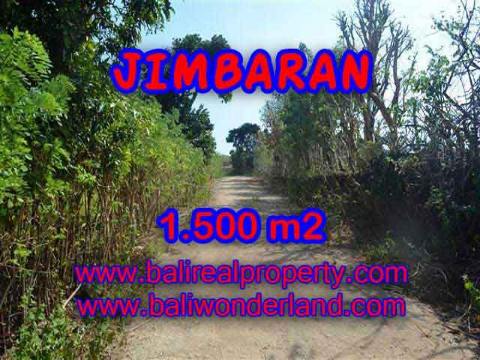 JUAL TANAH DI JIMBARAN BALI TJJI075 – PELUANG INVESTASI PROPERTY DI BALI