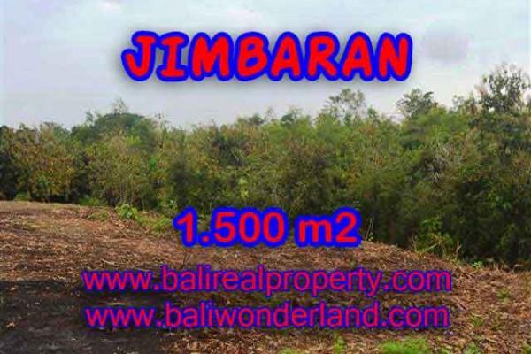 TANAH DIJUAL DI JIMBARAN BALI TJJI076 – PELUANG INVESTASI PROPERTY DI BALI