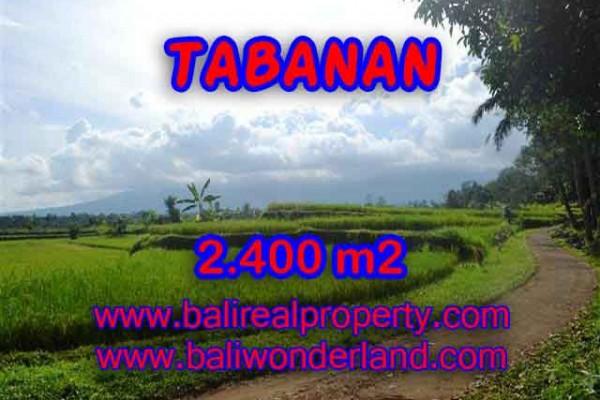 INVESTASI PROPERTI DI BALI – TANAH DIJUAL DI TABANAN BALI TJTB126