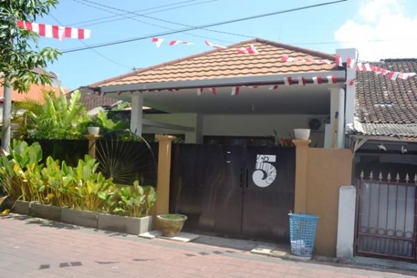 Rumah jual di Canggu, style villa