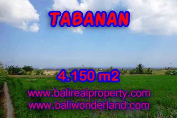 PELUANG INVESTASI PROPERTI DI BALI – TANAH DI TABANAN DIJUAL TJTB137