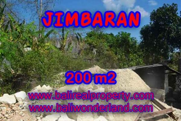 JUAL TANAH MURAH di JIMBARAN BALI 2 Are di Jimbaran Ungasan