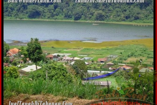 JUAL TANAH MURAH di TABANAN BALI 17,800 m2  view danau buyan dan gunung