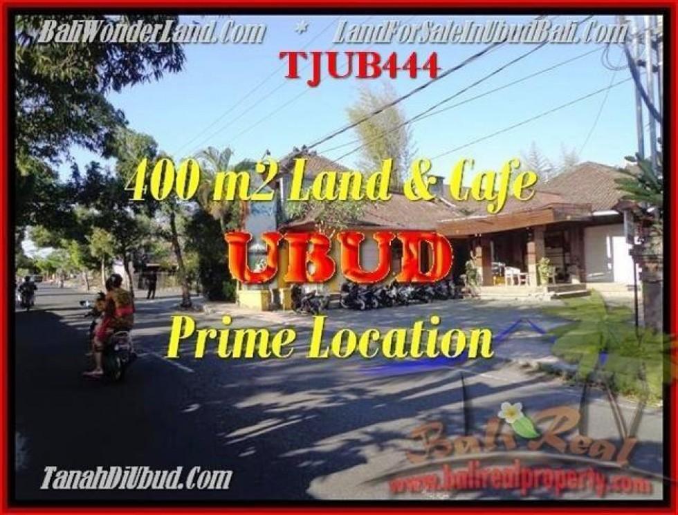 TANAH MURAH di UBUD 4 Are Galery / Shop