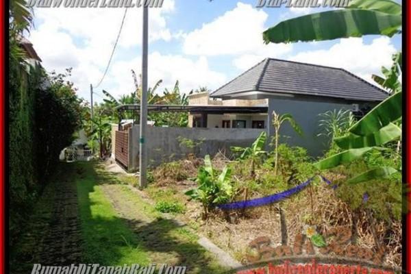 TANAH MURAH JUAL   CANGGU 3,12 Are View kebun di lingkungan villa