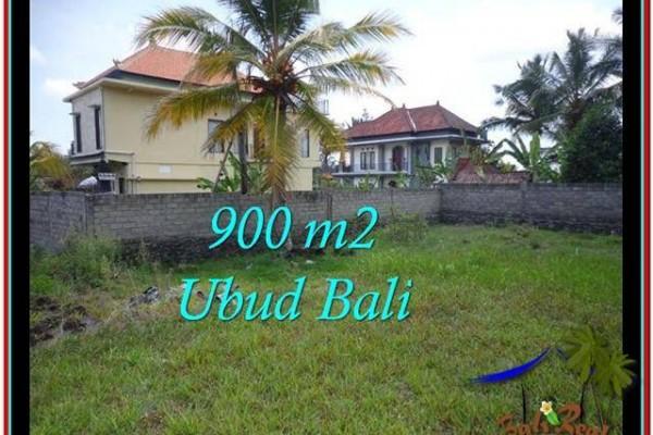 TANAH di UBUD JUAL MURAH 9 Are View Sawah, Link villa