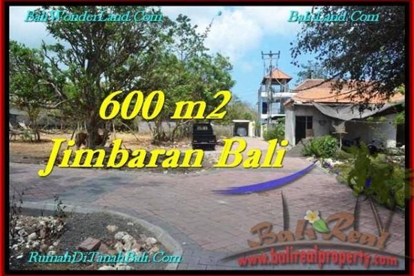 JUAL TANAH di JIMBARAN 600 m2  Lingkungan Villa