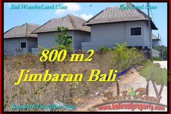 DIJUAL MURAH TANAH di JIMBARAN BALI TJJI098