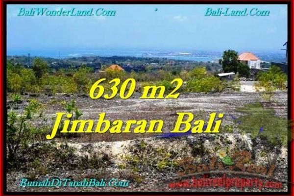 TANAH MURAH di JIMBARAN JUAL 6.3 Are View  Bandara, laut, Tol, Link Villa