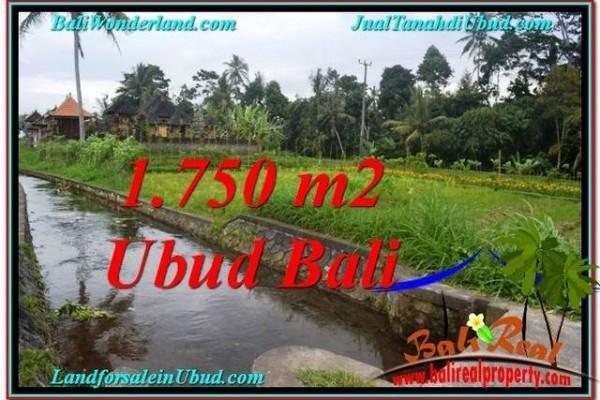 INVESTASI PROPERTY, JUAL TANAH MURAH di UBUD TJUB557