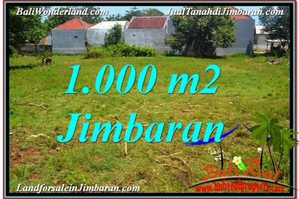 TANAH di JIMBARAN BALI DIJUAL 10 Are di Jimbaran Ungasan