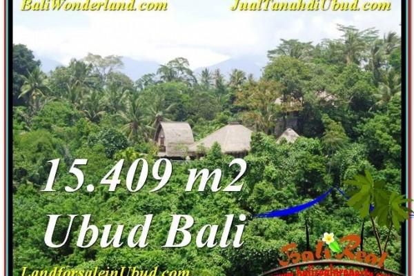 TANAH DIJUAL MURAH di UBUD BALI 15,490 m2 di Sentral Ubud