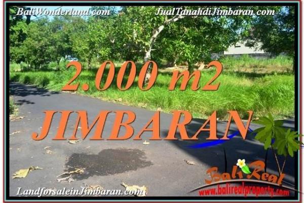 JUAL TANAH MURAH di JIMBARAN 20 Are View Laut dan Jalan TolJUAL TANAH MURAH di JIMBARAN 20 Are View Laut dan Jalan Tol