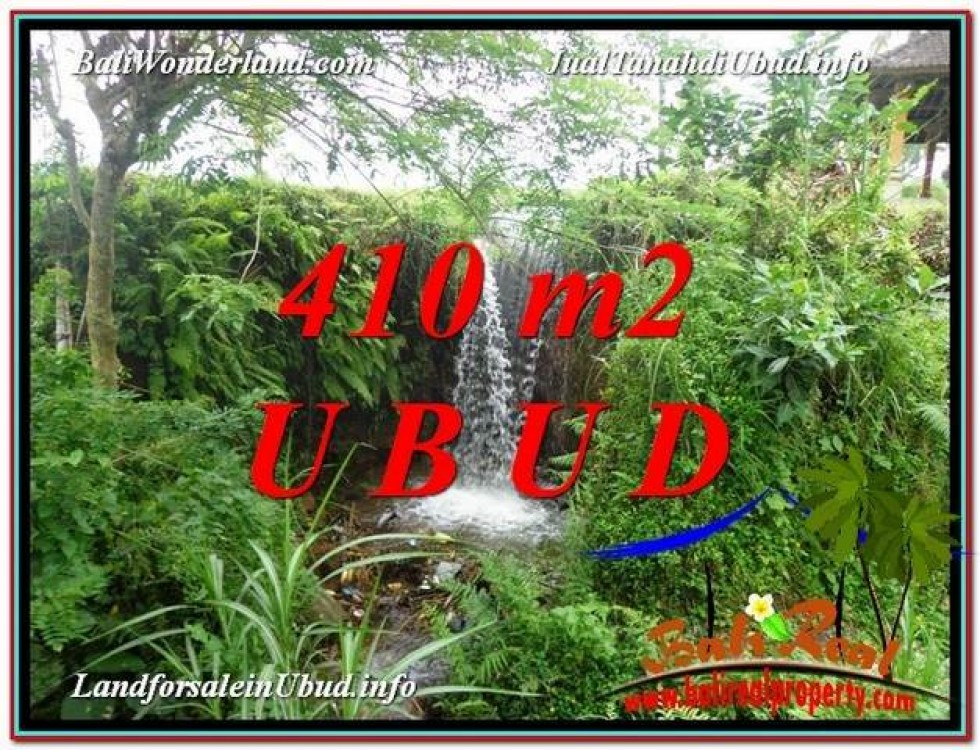 DIJUAL TANAH di UBUD BALI Untuk INVESTASI TJUB578