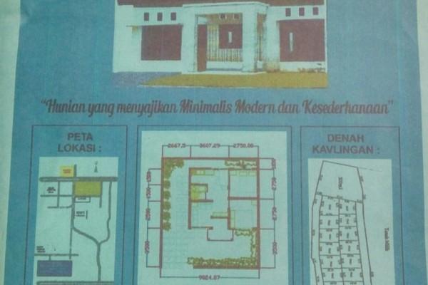 Dijual Rumah style Minimalis Modern di Gianyar Bali