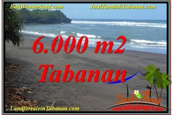 TANAH MURAH di TABANAN DIJUAL Untuk INVESTASI TJTB345