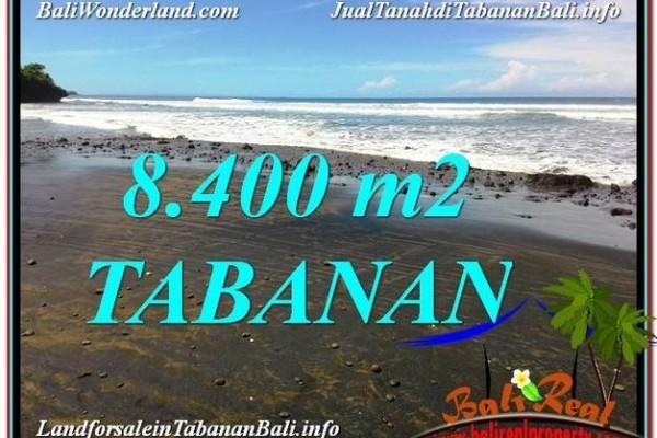 JUAL TANAH MURAH di TABANAN BALI 84 Are View laut dan Lingkungan Villa