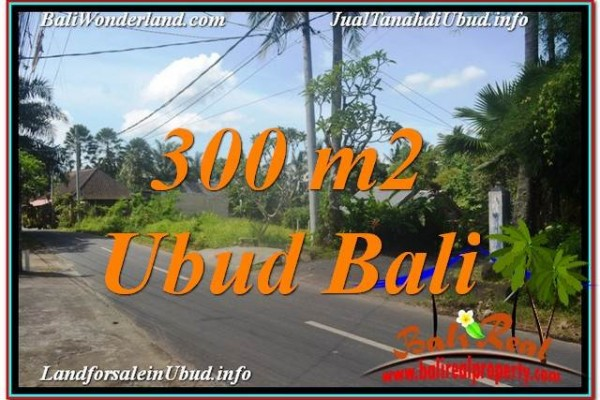 TANAH DIJUAL MURAH di UBUD BALI TJUB646