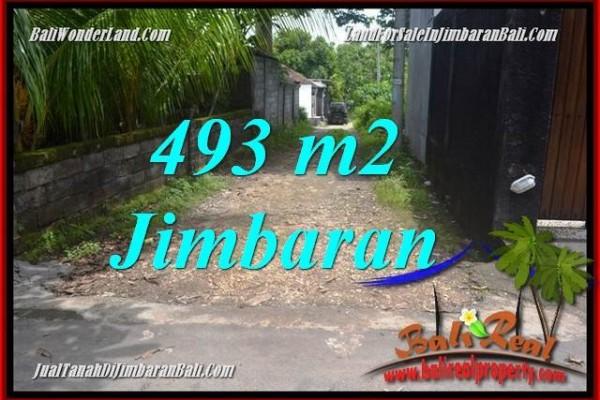 TANAH MURAH di JIMBARAN BALI DIJUAL 493 m2 di Jimbaran Ungasan