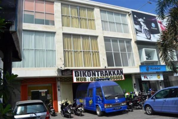 Ruko Disewakan di Denpasar, Bali. Murah lokasi strategis – Gatot subroto ( K1004 )
