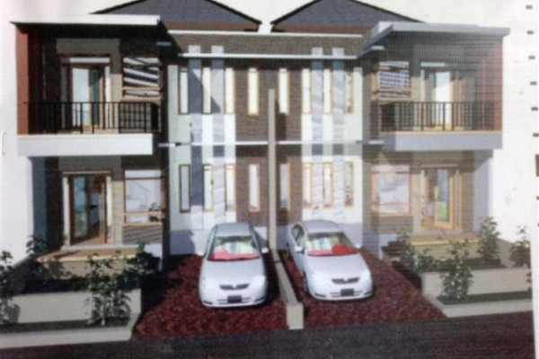 Dijual Rumah style villa Di Denpasar R1053B