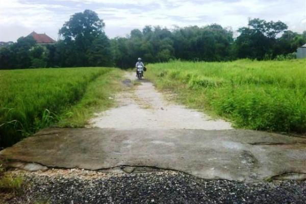 Tanah Dijual di Canggu untuk villa dijual cepat – TJCG039