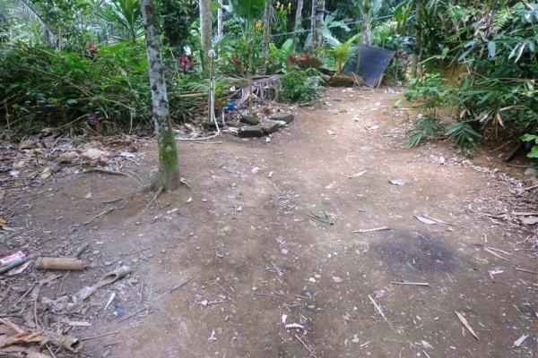 Dijual tanah view tebing di Ubud – TJUB110