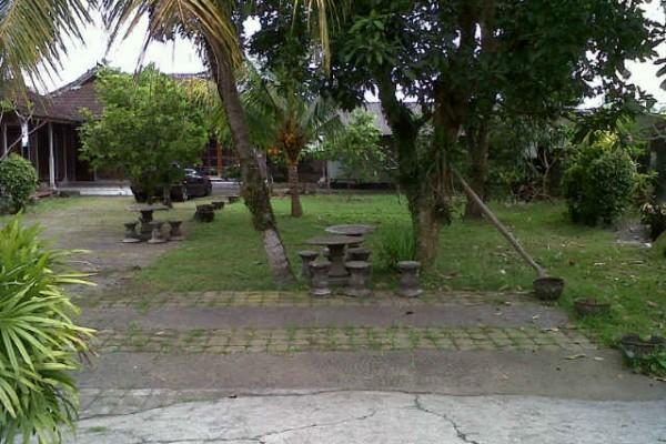 Dijual Tanah Sekaligus Rumah di Tabanan Bali – T1029