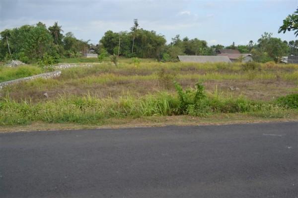 Dijual tanah kering lokasi Canggu Kuta, Bali – TJCG064